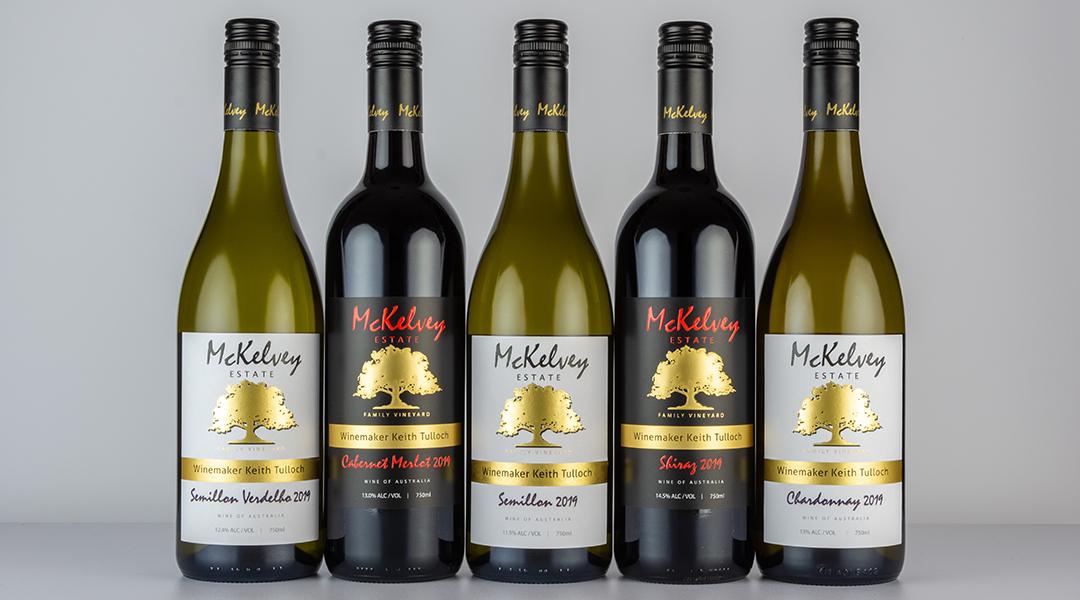 2019 vintage wines released